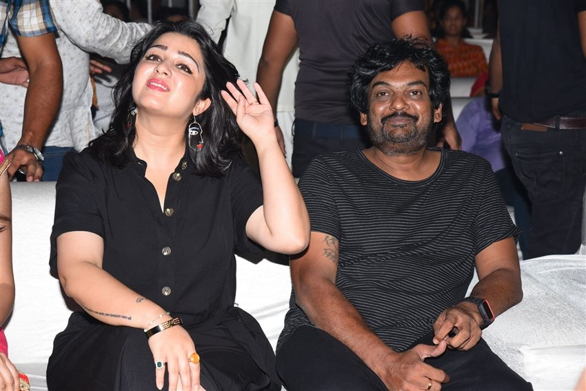 Ismart Shankar Audio Relese Function Photos