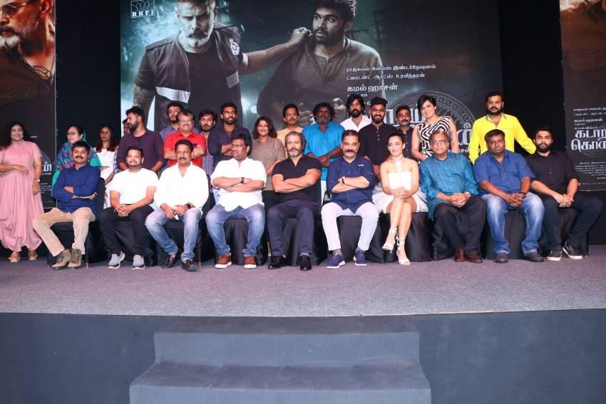 Kadaram Kondan Movie Press Meet Photos