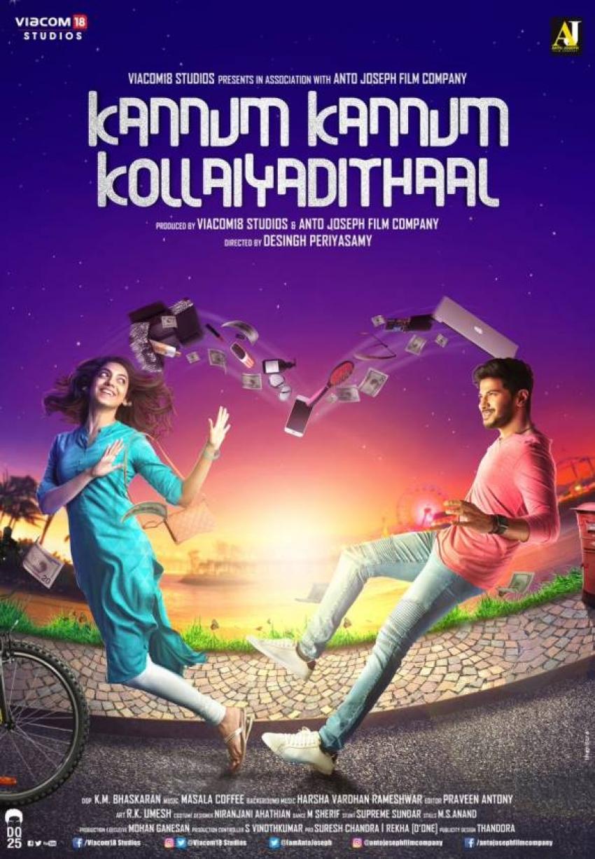 Kannum Kannum Kollaiyadithaal Photos