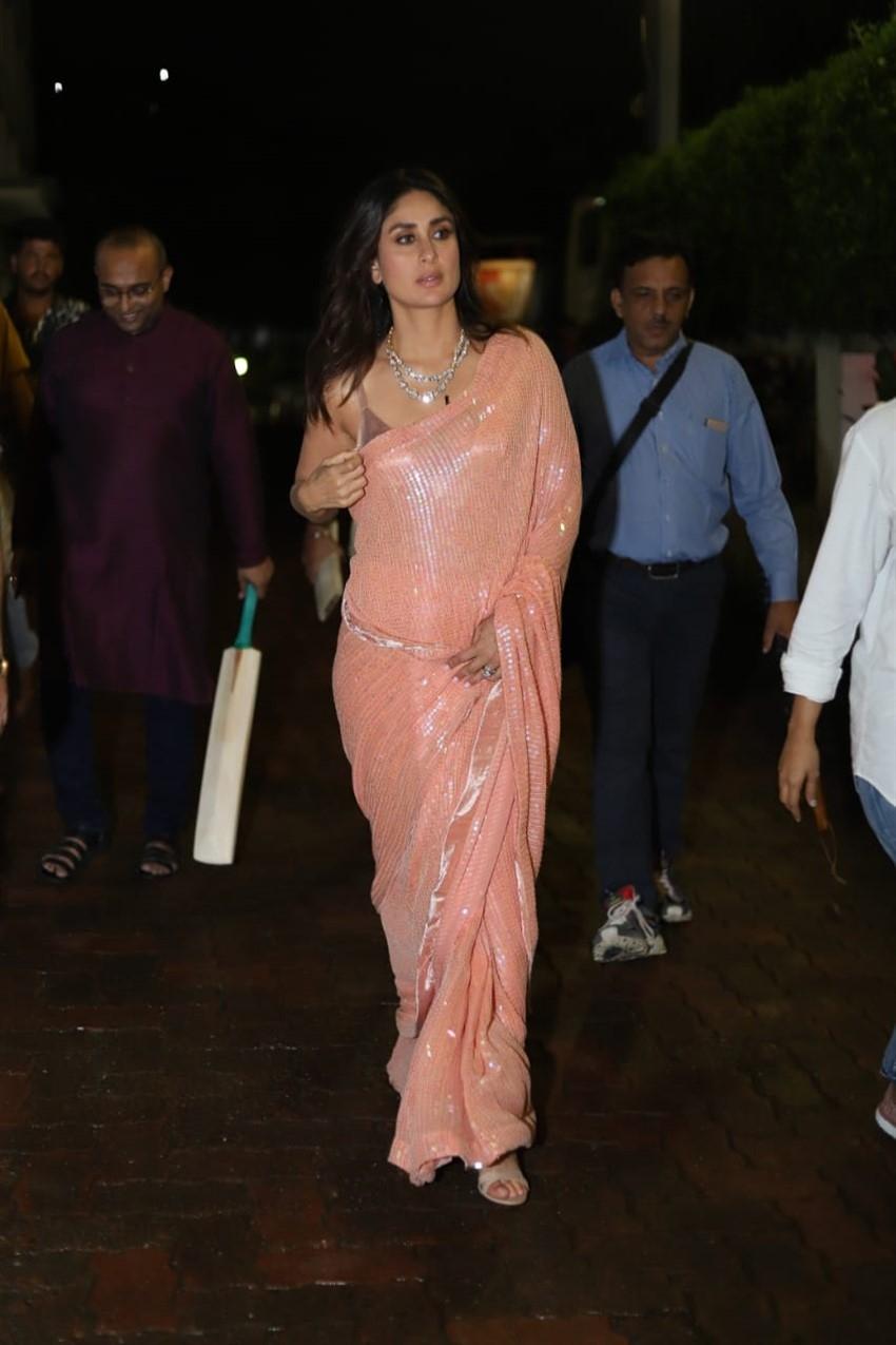 Kareena Kapoor, Raftaar & Bosco Martis snapped on the sets of Dance India Dance Photos