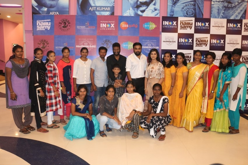 Kennedy Club Audio Release Stills Photos