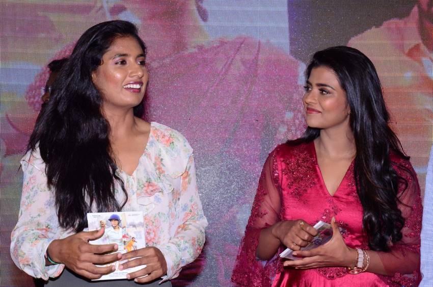 Kousalya Krishnamurthy Movie Pre Release Event Photos