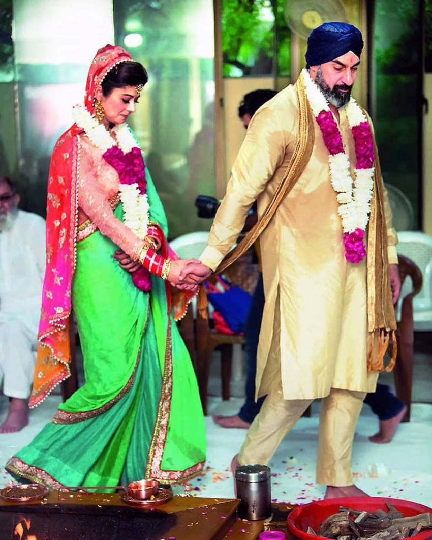 Pooja Batra And Nawab Shah Wedding Photos