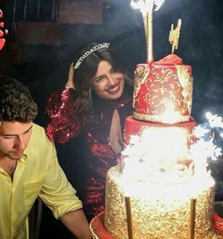Priyanka Chopra Birthday Photos