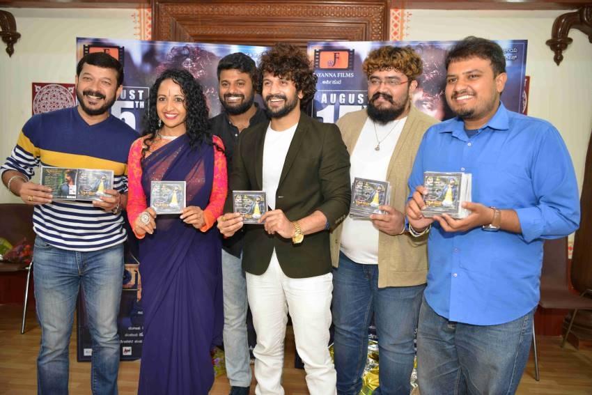 Randhava Movie Press Meet Photos