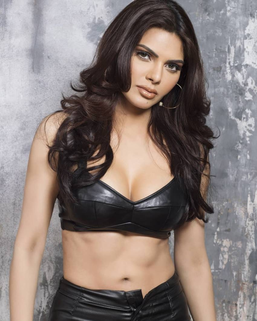 Sherlyn Chopra Hot Photos