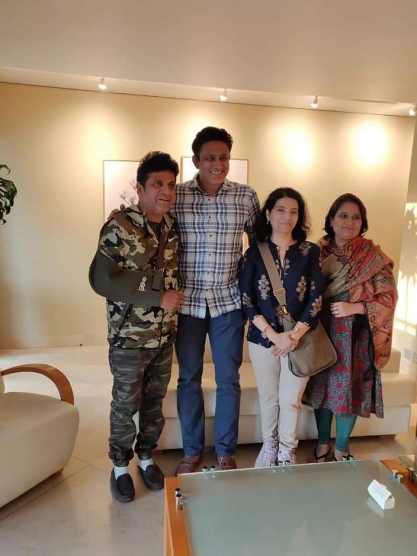 Shivaraj Kumar Birthday celebration 2019 Photos