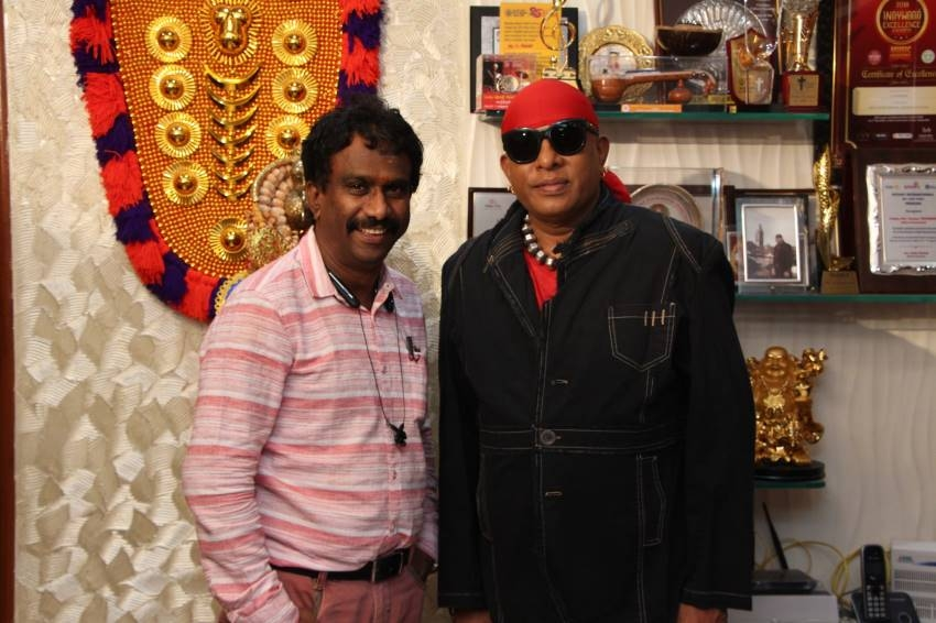 Sivamani Released Unarvu Movie Audio Photos