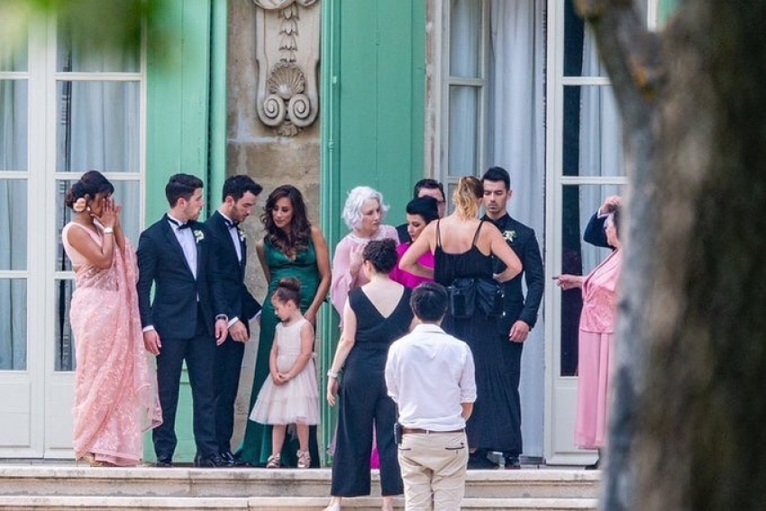 Sophie Turner And Joe Jonas's Wedding Photos