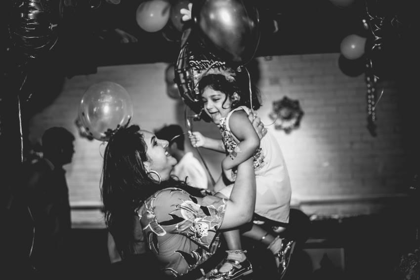 Sridevi Vijaykumar Daughter Rupikaa 3rd Birthday Photos