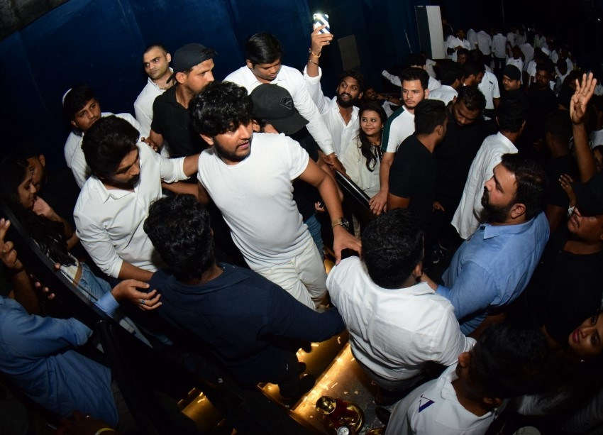 Allu Arjun at Fashion TV & Prism Club White Night Party Photos