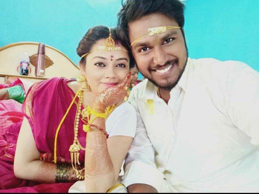 Anchor Anitha Sampath Marriage Photos