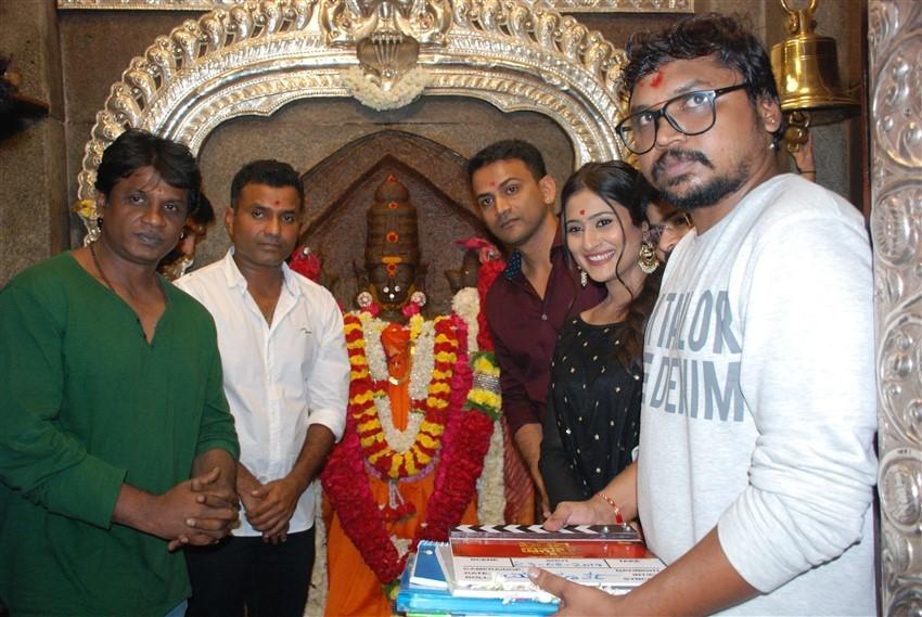 Badava Rascal Movie Pooja Photos