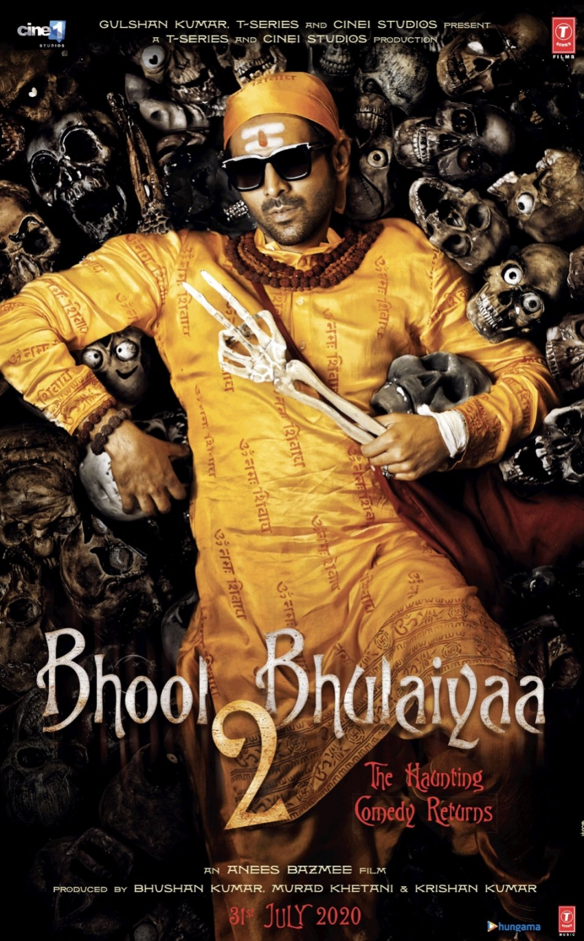 Bhoolbhulaiyaa 2 Photos