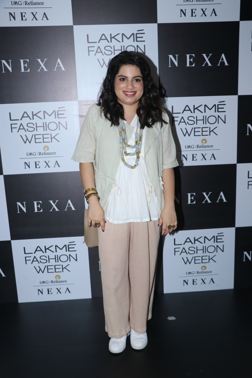 Celebs at Lakme Fashion Week W/F 2019 - Day 2 Photos