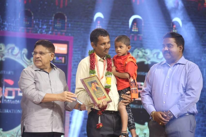 Chiranjeevi 64th Birthday Celebrations Photos