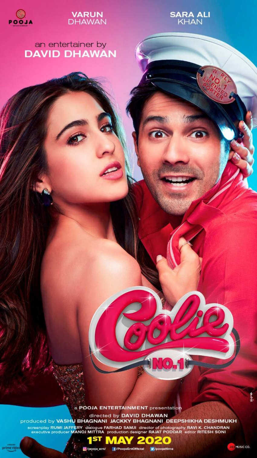 Coolie No. 1 1080p/720p AMZN WEB-DL DDP5.1 H.264 – KamiKaze – Telly | 9 GB | 5 GB | 2 GB |
