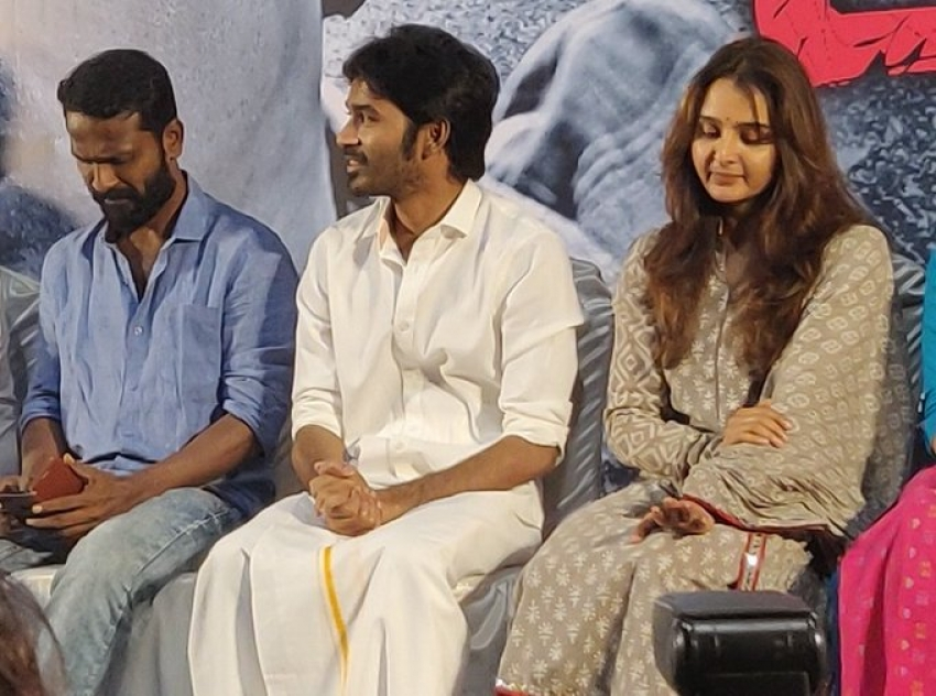 Dhanush Asuran Movie Audio Launch Event Photos