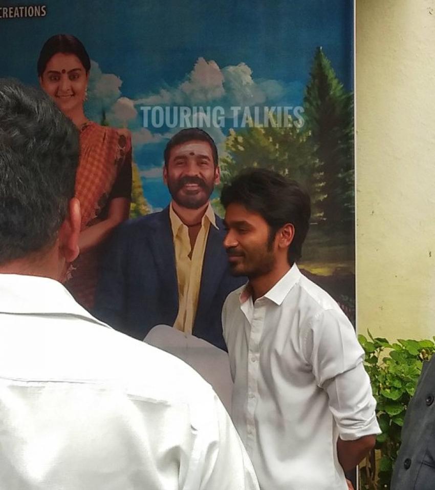 Dhanush Asuran Movie Audio Launch Event Photos