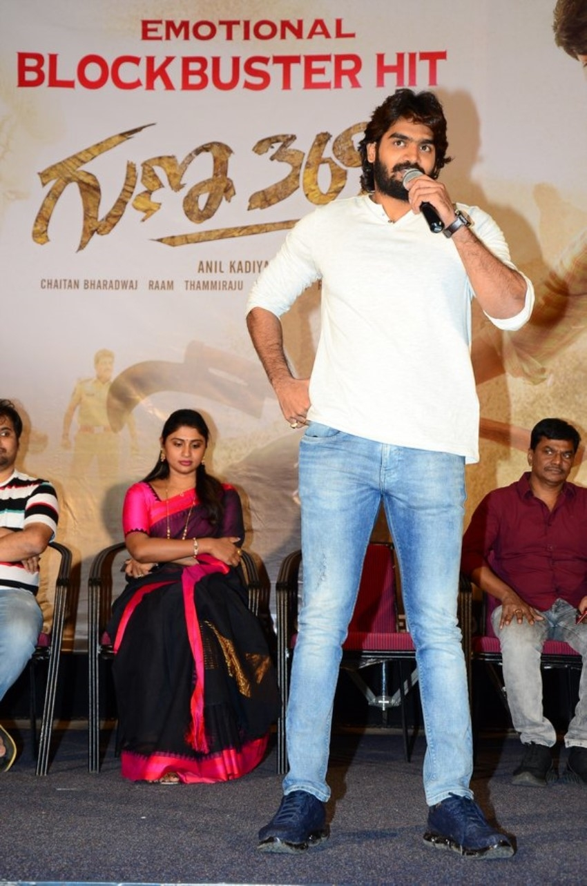 Guna 369 Movie Success Meet Photos