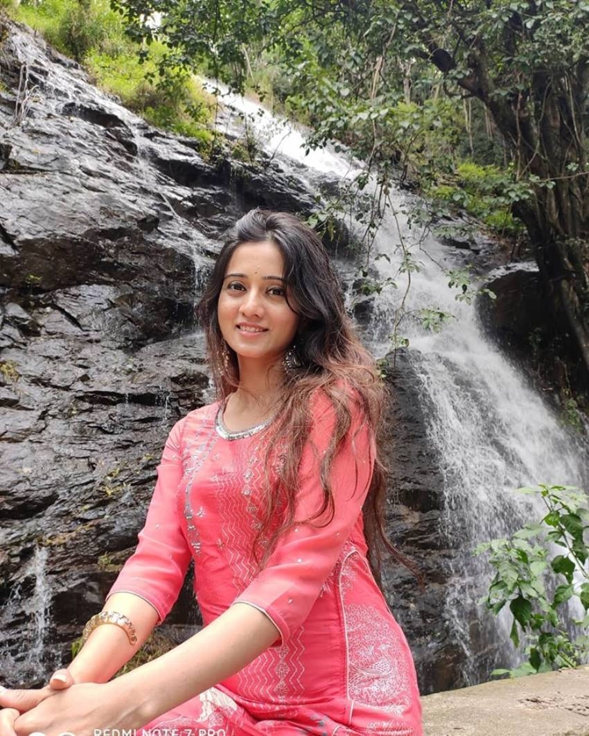 Harshika Poonacha Photos