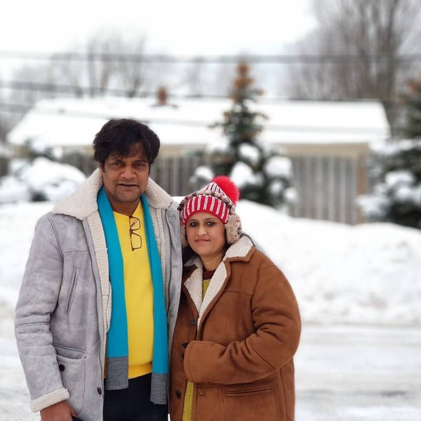 Indian Film Actor P. Ravi Shankar Unseen Photos