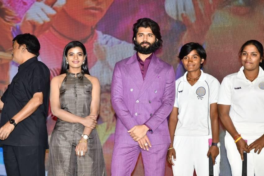 Kousalya Krishnamurthy Movie Pre Release Photos
