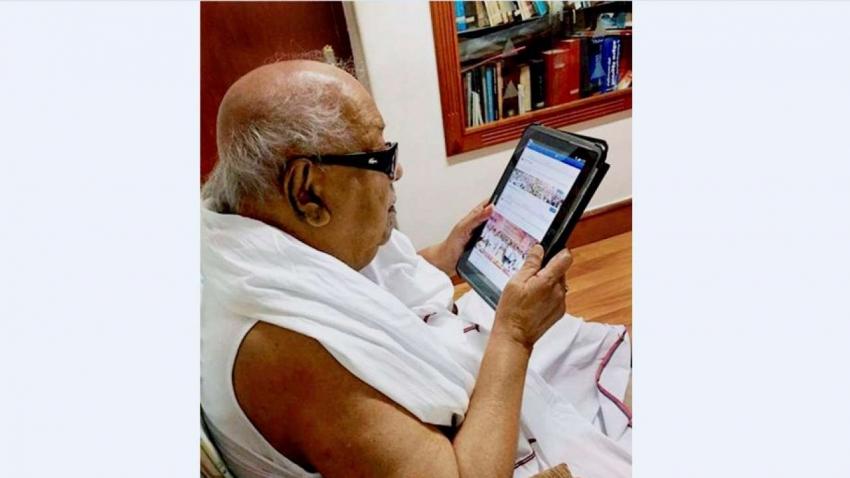 M. Karunanidhi Rare And Unseen Photos