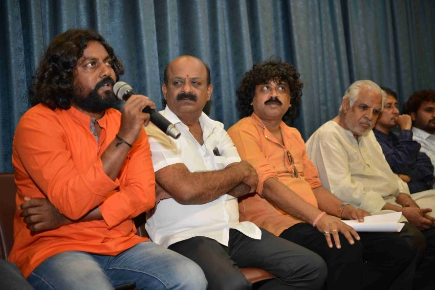 Manasina Aata Movie Press Meet Photos