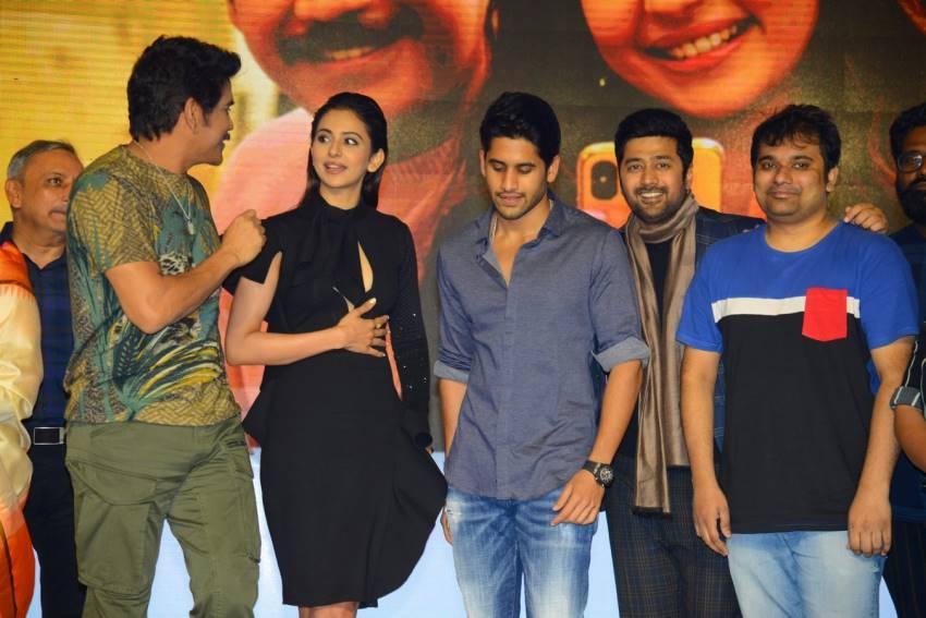 Manmadhudu 2 Movie Pre Release Photos