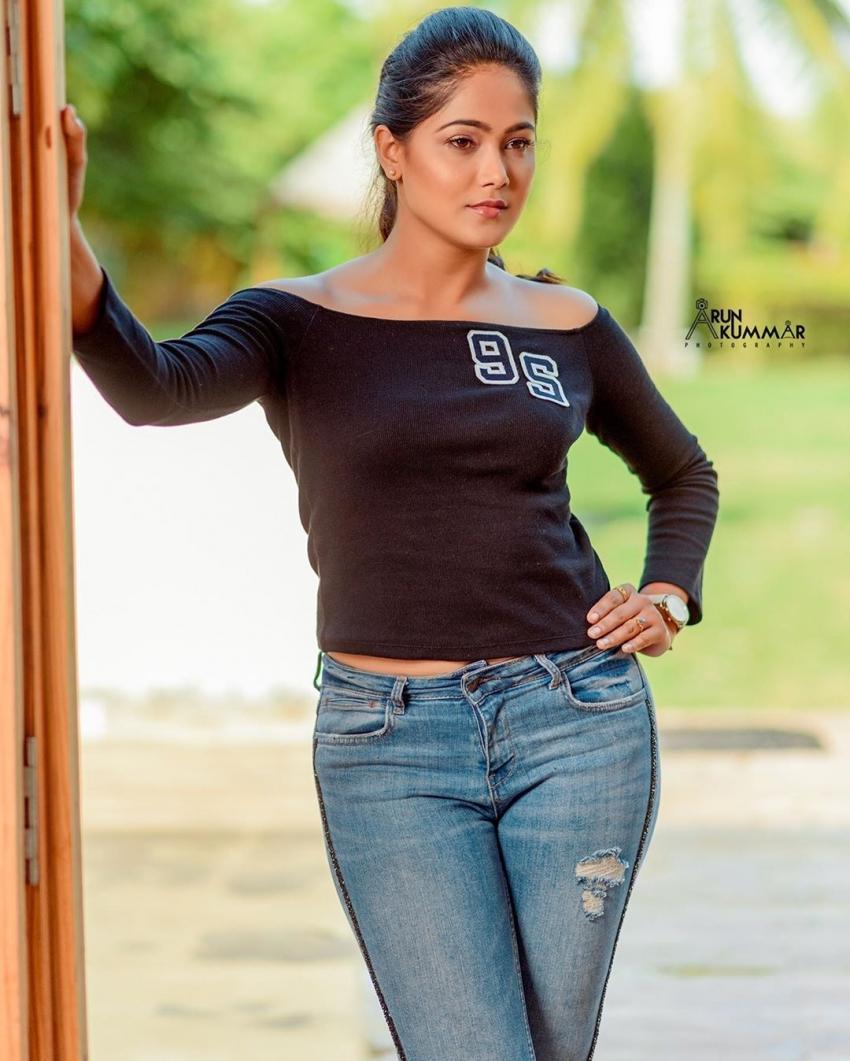 Mokshitha Pai Photos