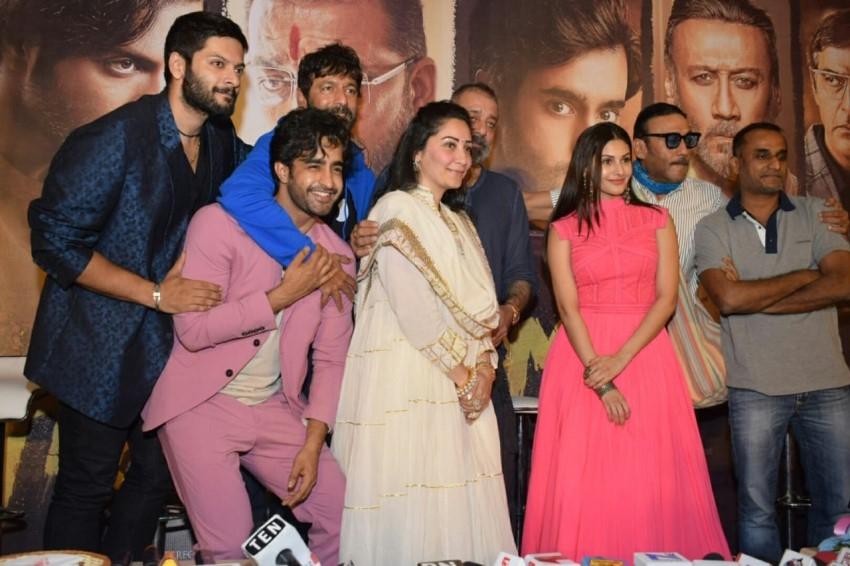 Prassthanam Trailer Launch in Delhi Photos