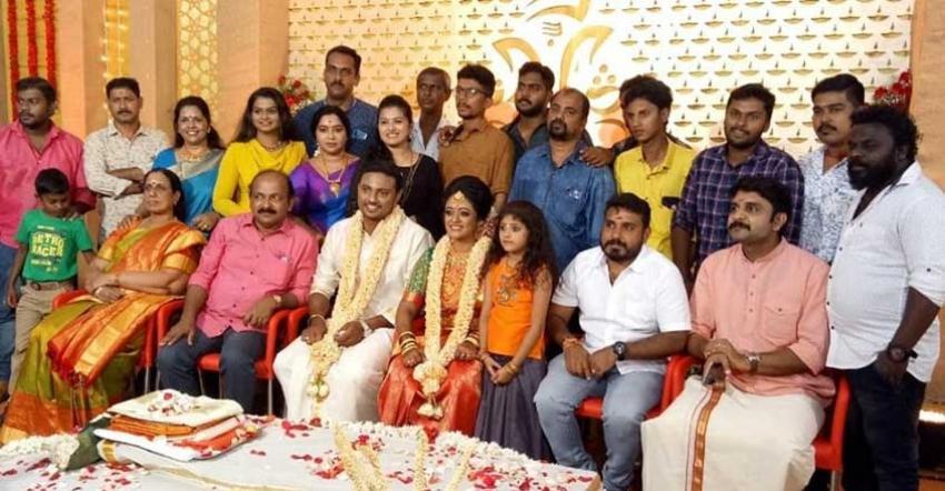 Preetha Pradeep Wedding Photos