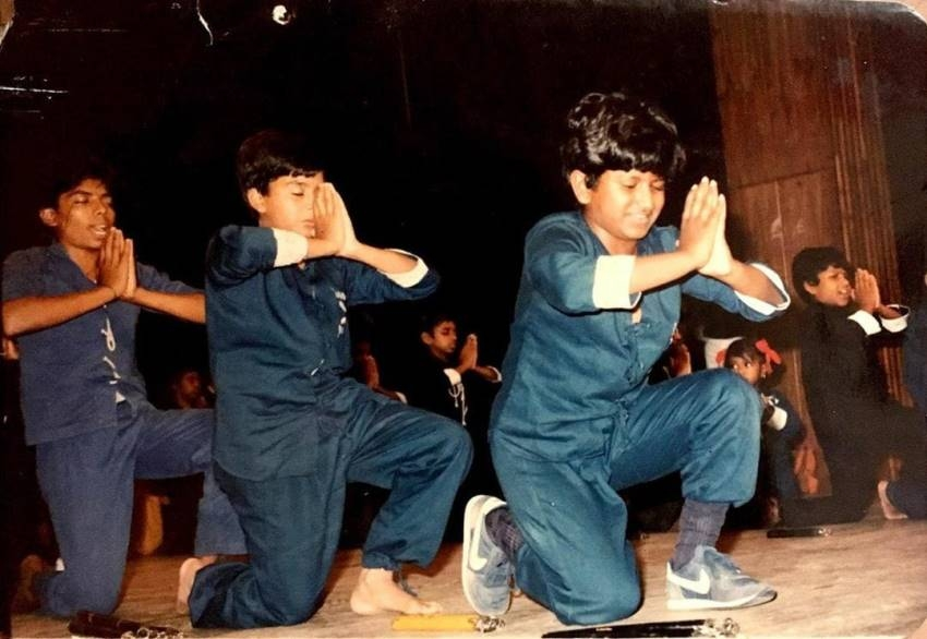 Puneeth Rajkumar Childhood Photos