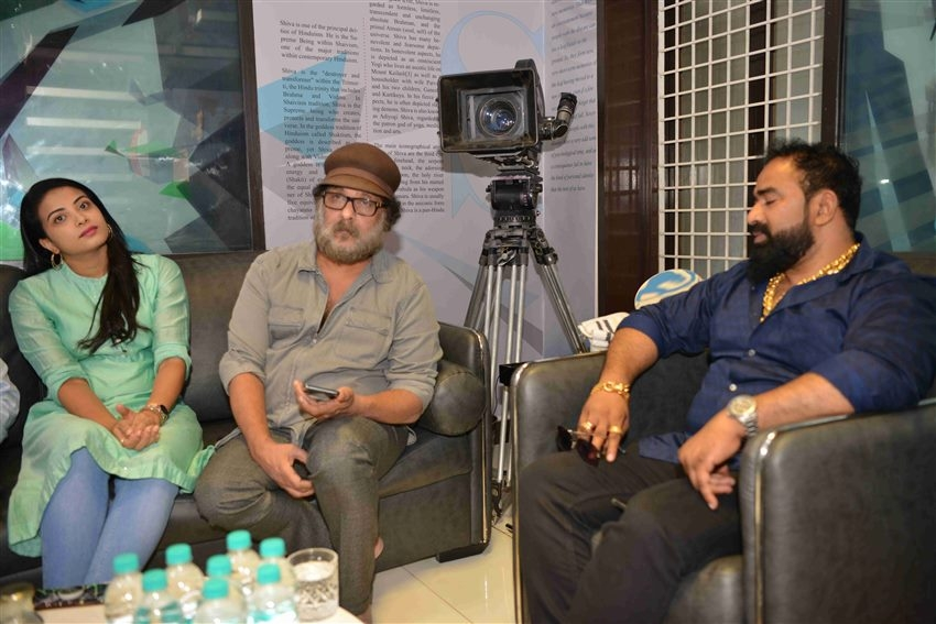 Ravi Bopanna Movie Press Meet Photos