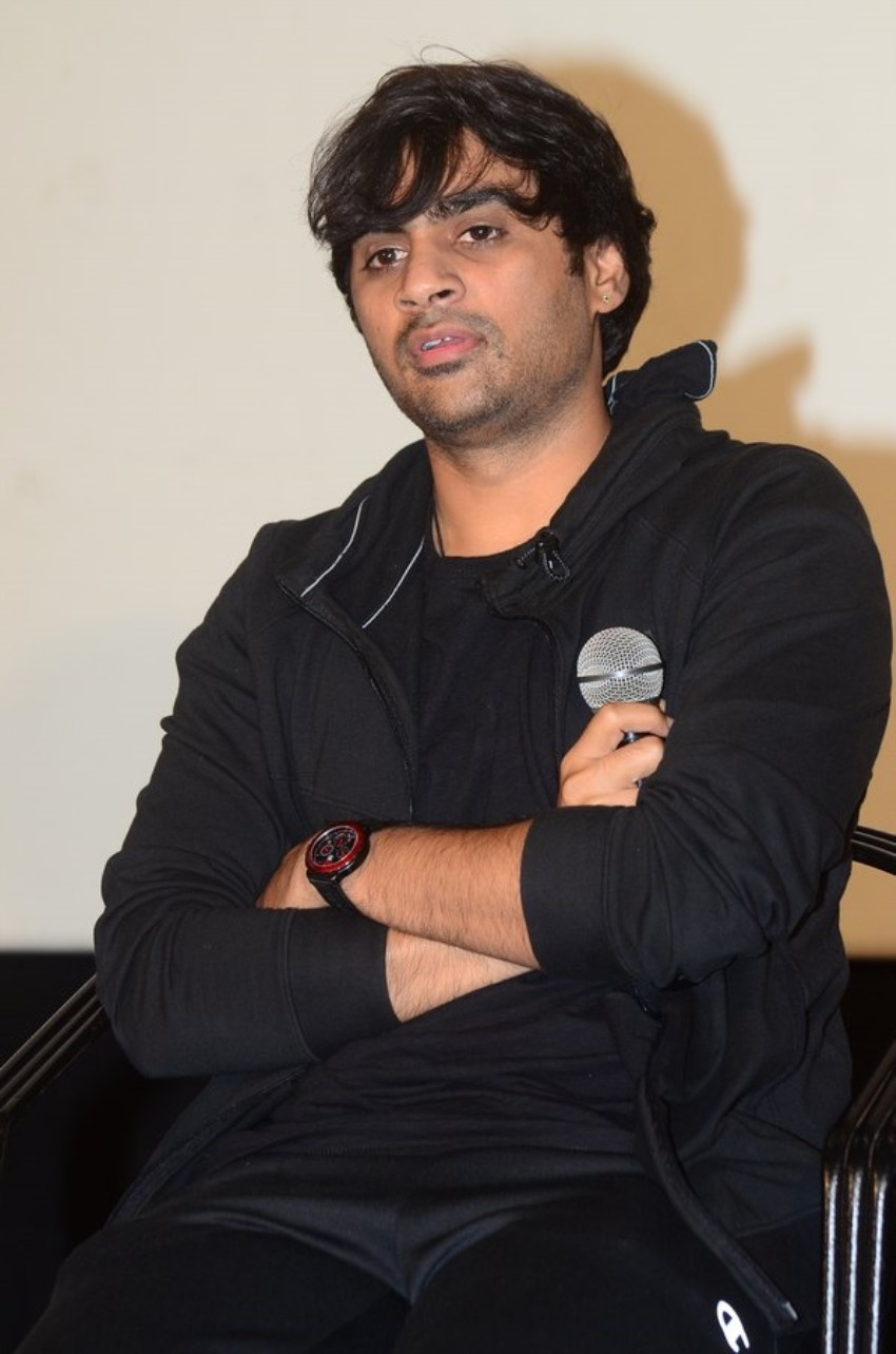 Saaho Movie Press Meet Photos