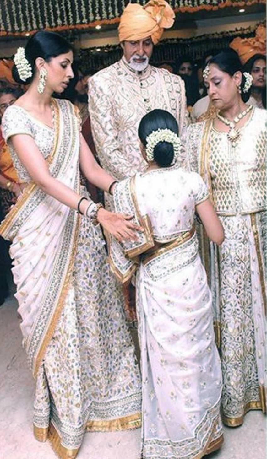 South Indian Celebs Wedding Special Photos
