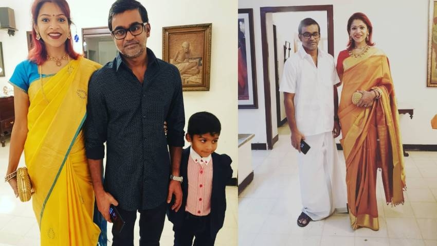 Tamil Famous Directors With Their Families Photos