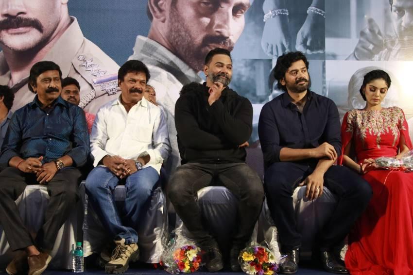 Thandagan Movie Audio Launch Photos