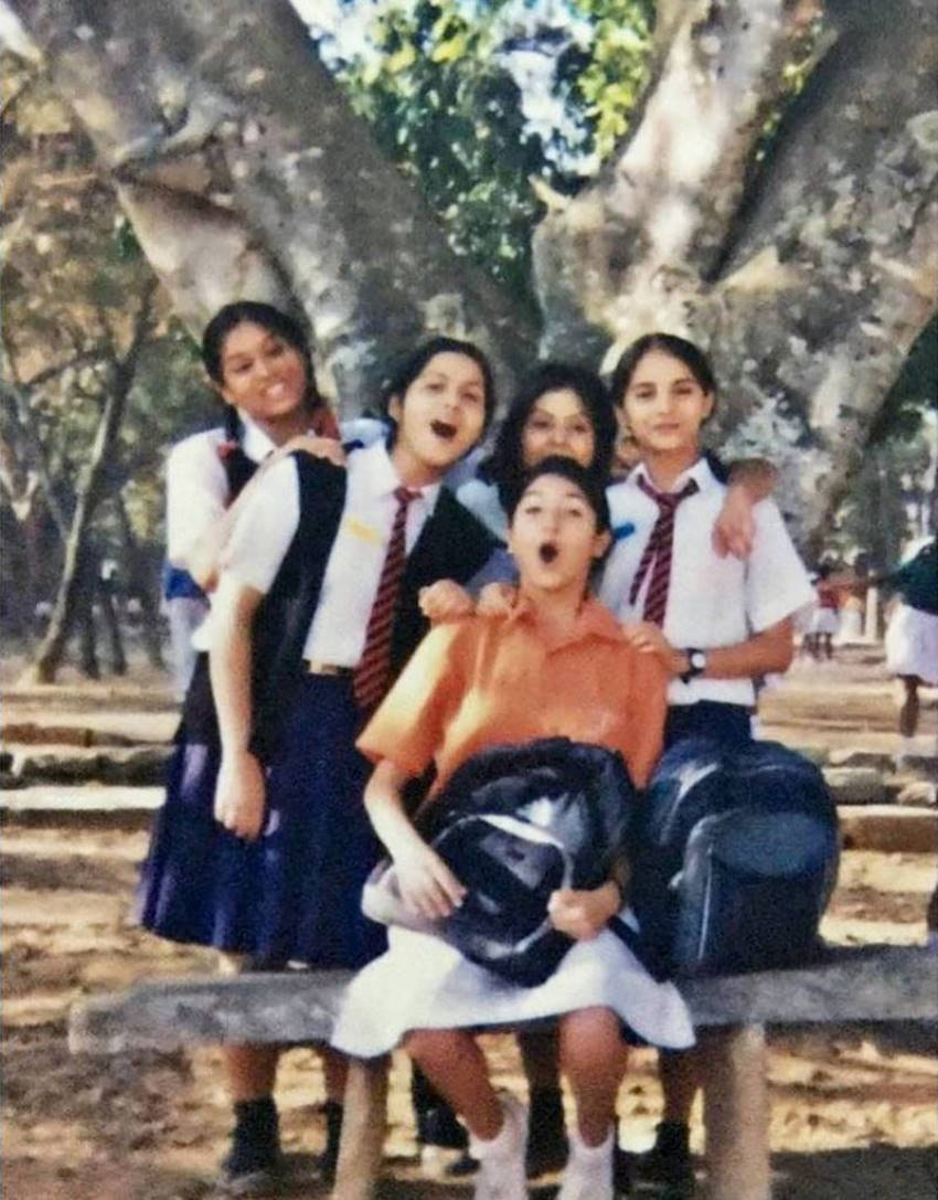 This Is How Indian Celebs Looked In Their School Days Photos