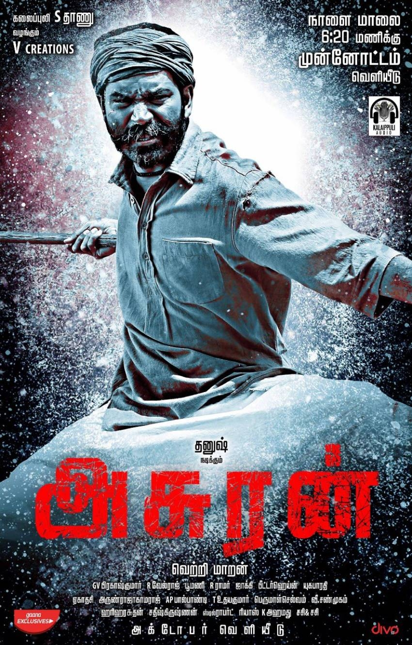 Asuran (2019) Tamil WEB-DL Download