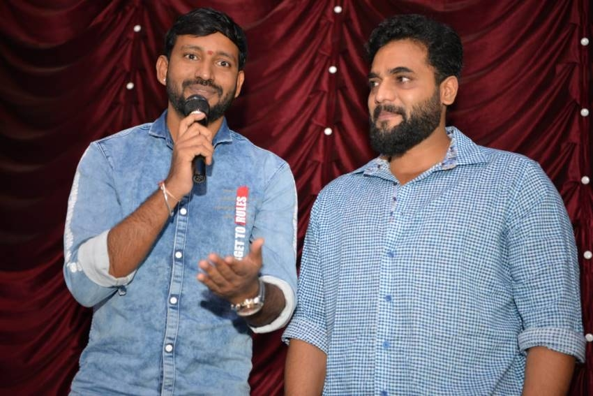 Bharaate movie Audio Launch Photos