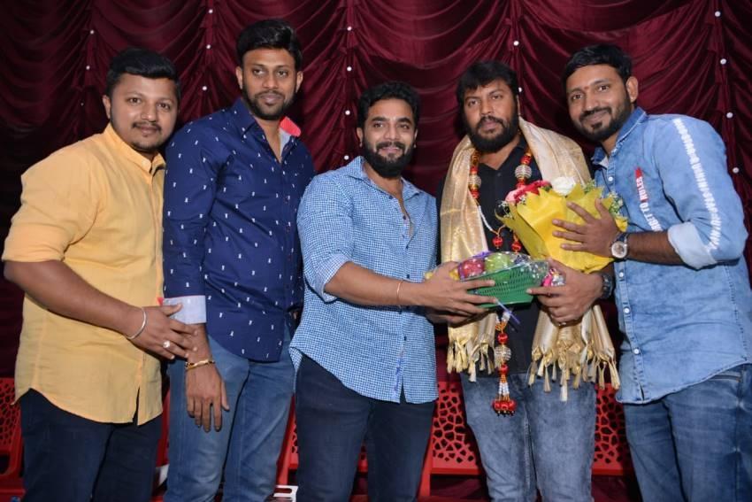 Bharaate movie Audio Launch Photos