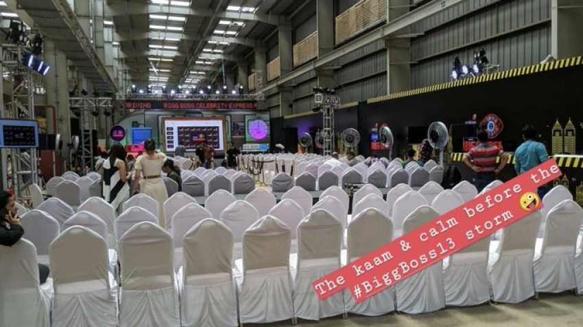 Bigg Boss Hindi Season 13 Inside Photos