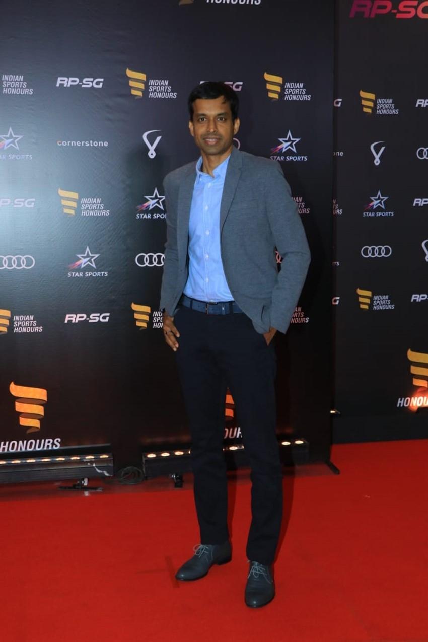 Celebs At Indian Sports Honours Awards 2019 Photos