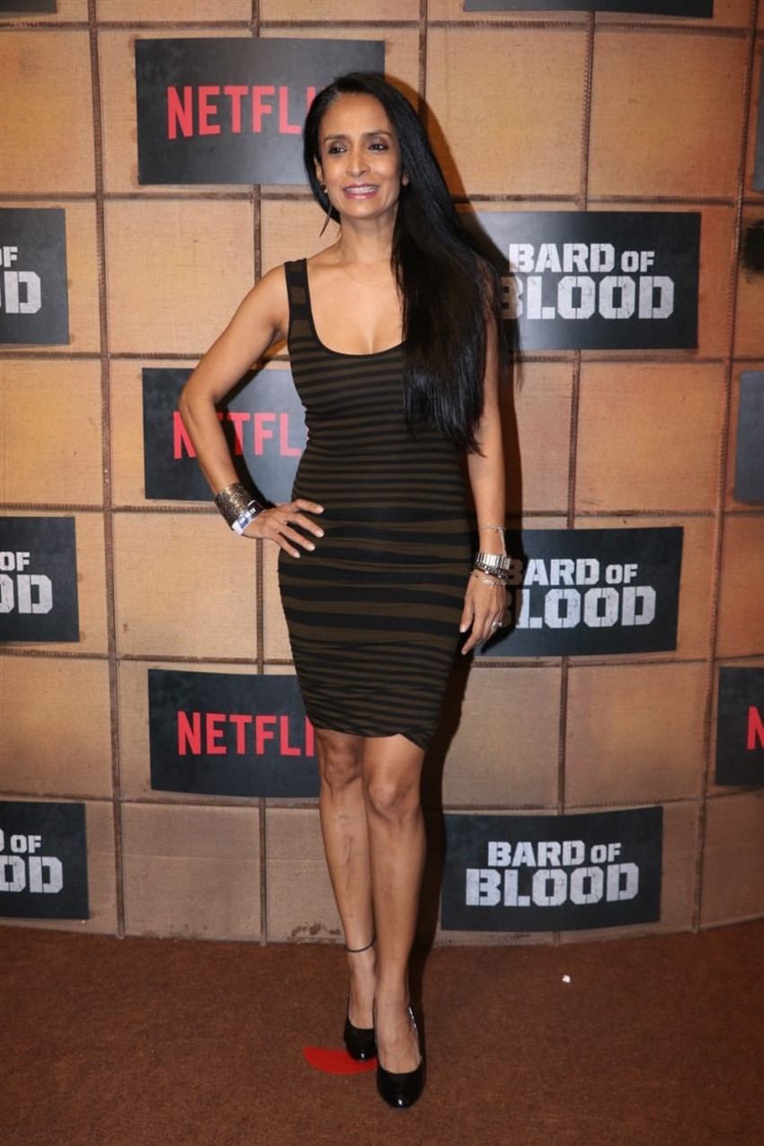 Celebs At Special Screening Of 'Bard of Blood' Photos