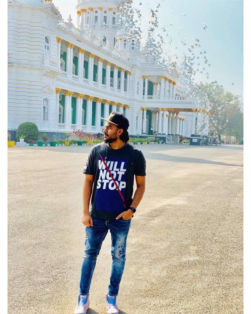 Chandan Shetty Unseen Photos