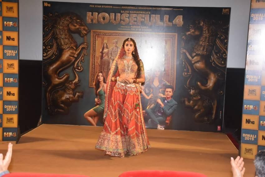 Housefull 4 Trailer Launch Photos