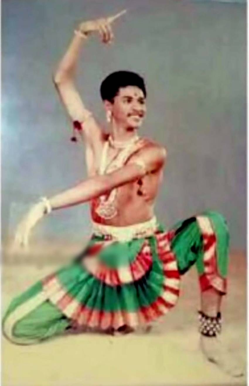 Indian dance choreographer Prabhu Deva Family And Unseen Photos