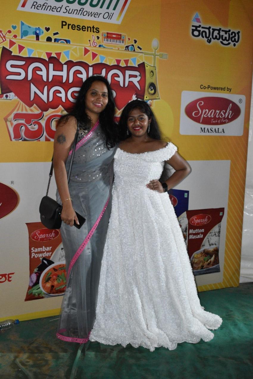 Kannada golden star ganesh Attended Sahakar Nagar Kids Fashion Show Hosted By Sassy Eleganza Photos